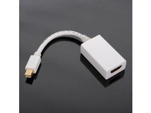 Mini DisplayPort DP to HDMI Adapter Converter Cable For Mac MacBook Pro Air