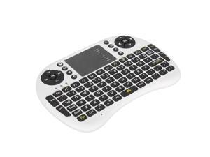 Mini Wireless Keyboard Remote Control 2.4GHz With Touchpad Mouse for PC laptop Google Andriod TV Box Support Windows 7 XP ...