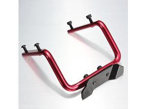 Bike Bicycle Cycling Road MTB Double Water Bottle Cage Extend Frame Holder Mount Back Seat