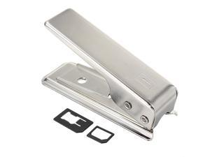 Micro Standard Regular to Nano SIM Card Cutter + 2 Adapter For Apple iPhone 5 5G
