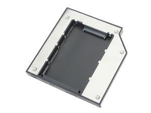 SATA HDD Hard Drive Caddy tray bracket For 9.5mm Universal CD DVD-ROM