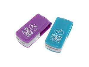 USB 2.0 Card Reader Micro SD TF Card Reader Mini SD Card Reader