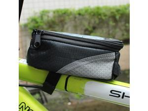 "4.2"" Cycling Bike Bicycle Frame Pannier Front Tube Bag for Cell Phone SUMSUNG LG iPhone HTC"