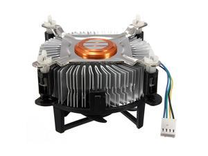 CPU Cooling Fan & Heatsink For Intel Core 2 LGA Socket 775 to 3.8G E97375-001