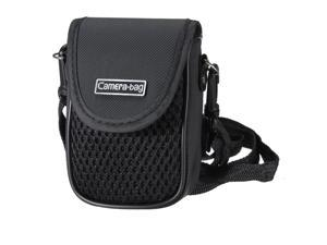 Mesh Universal Digital Camera Pouch Style Case Cover Bag Sleeve Protector Black