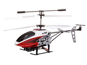 MJX T58 Infrared 3CH Remote Control RC Helicopter with Gyro iPhone/iPad/iPod Touch Control Gift