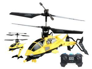 Best Gift! KAI DENG D-01 Infrared 3.5 CH Remote Control RC Helicopter RFT with Gyro LED Light