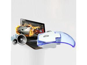 Wired USB Optical Scroll 7 Colors Change LED Game Gaming Mouse Mice 800 DPI for Laptop PC