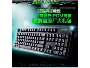 KEYCOOL K-9 104 Keys Mechanical game gaming Keyboard Cherry MX Blue Switch p claptop