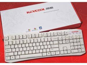 KEYCOOL 104 Mechanical Game Gaming Keyboard Cherry MX Black Switch pc laptop Windows XP Windows 7 Windows Vista Windows 2000