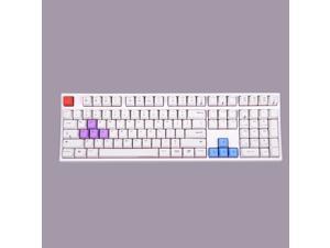 Keycool 108-Key PS/2 USB Mechanical Game Gaming KeyboardCherry MX Black Switch pc laptop Windows XP Windows 7 Windows Vista
