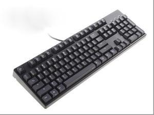 IKBC KBC F-104 Double-Shot PBT Mechanical Game Gaming Keyboard Cherry Black pc laptop Windows XP Windows 7 Windows Vista