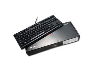 Noppoo MID87 Black Mechanical Game Gaming Keyboard Cherry MX Black Switch pc laptop Windows XP Windows 7 Windows Vista