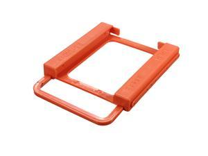 "10x 2.5"" SSD TO HDD 3.5"" Mounting Adapter Bracket Dock For SSD Holder ATX Drive Hard Drive Bracket Holder"