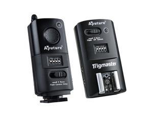Aputure Trigmaster Remote 2.4G MX3C Wireless Flash Trigger for Canon