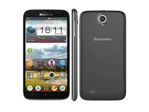 Lenovo A850 5.5 Inch 4G ROM Android4.2 MTK6582m Smart Phone Black