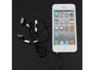 Earphone Headset with Remote & Mic For iPhone 5 4S iPod Touch Nano 7 iPad4 2 3