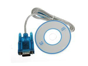 Hot USB to RS232 COM Port Serial PDA 9Pin DB9 Cable Adapter New