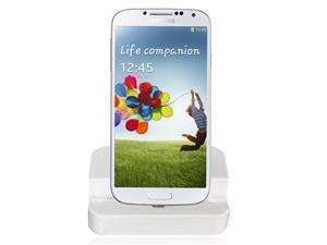 Desktop USB Sync Data Dock Station Charger Cradle For Samsung Galaxy I9500 Galaxy S4 IV  S3 I9300 T999 I747   S I9000  S2 ...