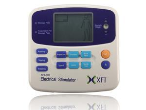 Five Star XFT-320 Dual Tens Machine Digital Electric Massager Acupuncture Pen Pads