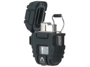 Windmill Delta Shockproof Lighter, Matte Black 390-0001