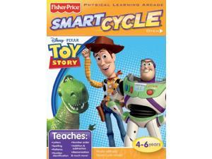 Fisher-Price SMART CYCLE Software - Disney/Pixar Toy Story T6355 FISHER-PRICE