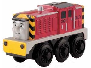 Thomas Wooden Railway - Battery Operated New Salty Y4507 FISHER-PRICE