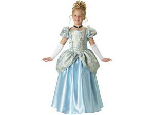 Child Premium Enchanting Princess Costume Incharacter Costumes LLC 7018 7018