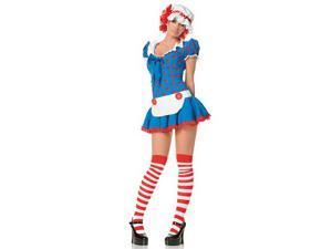 Adult Sexy Rag Doll Costume Leg Avenue 83202