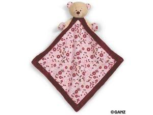 Raspberry Mini Blanket by Ganz - BG2581