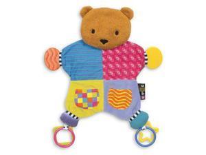 Kids Preferred Amazing Baby Blanket Teether Bear