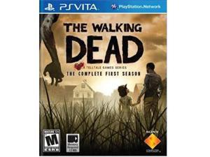 Walking Dead PS Vita