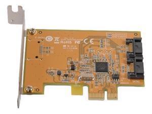 Two Port SATA 6Gb/s PCI-Express RAID Controller Card
