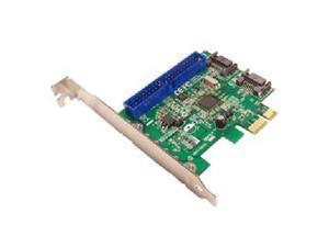 DP SATA 6Gb/s 2S1P PCIe