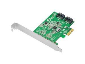 2 Port SATA PCI-E Host Adapter