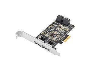 SATA 6Gbs 4 Port Hybrid PCIe