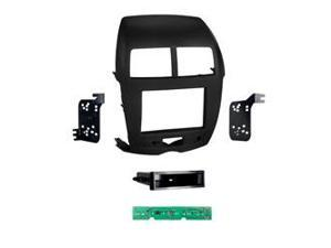 2011-Up Mitsubishi Outlander Sport Double DIN Mounting Kit