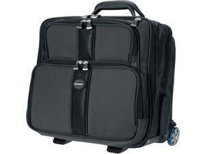 "K62903 17"" Contour  Ballistic Nylon Overnight Notebook Rolling Case"