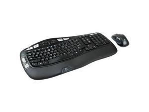 Logitech Mk550 Keyboard And Mouse, Wireless, USB