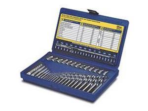 EXTRACTOR SCRE/DRILL BITS MASTER SET 35PC