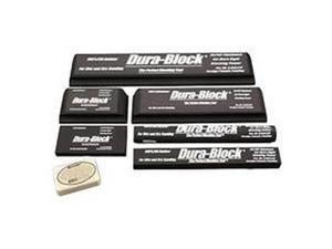 ABRASIVE SANDING BLOCK SET W/ SOAP 7 PCS