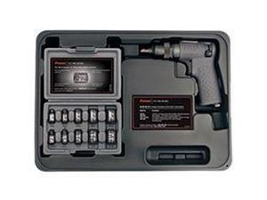 IMPACT WRENCH KIT 1/4DR MINI W/SKT SET
