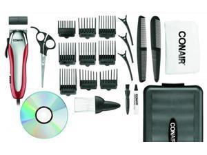 Ultra Cut 23-Piece Haircut Kit with Detachable Blades