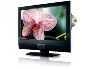 """32"""" class LCD/DVD HDTV with HDMI digital input and Integrated DVD Player"""