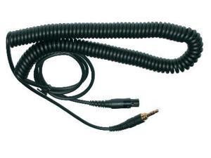 3.5mm Male - Mini XLR Coiled 5M Cable for AKG Headphones