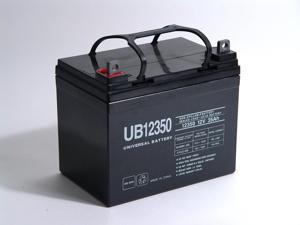 Power Source Battery U1-35 w/ Handle 91-225 - 1 Year Manufacturer Warranty!
