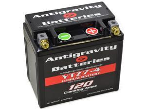 Antigravity Batteries 92-AG-YTZ7-4 OEM Case 4-Cell 13V 6ah 120 cca Maintenance Free Battery - 3 Year Manufacturer Warranty!