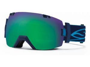 Smith Optics Vaporator Series I/OX Snow/Ski Goggles - Navy with Green Sol-X Lens