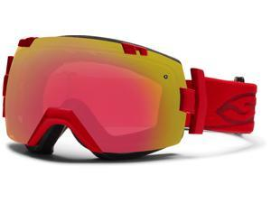 Smith Optics Vaporator Series I/OX Snow/Ski Goggles - Fire with Red Sensor Lens