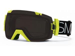 Smith Optics Vaporator Series I/OX Snow/Ski Goggles - Acid Blockhead with Blackout Lens